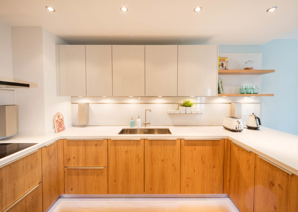 DH Alma Arabian Ranches Villa Kitchen Project by Goettling Interiors
