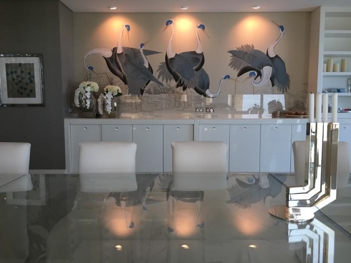 IDC Le Reve Dubai Marina Lighting Project by Goettling Interiors