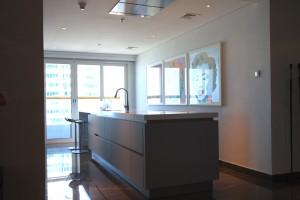 MZ Dubai Marina Elite Tower Kitchen Project by Goettling Interiors