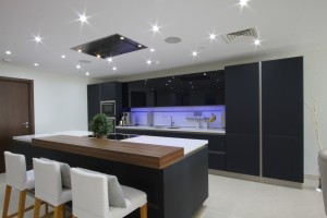 CS Al Raha Abu Dhabi Kitchen Project by Goettling Interiors