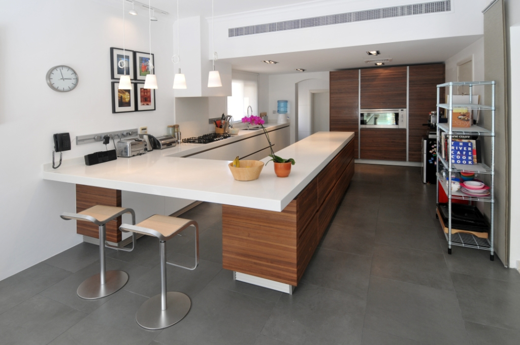 AJA Meadows Villa Kitchen Project by Goettling Interiors