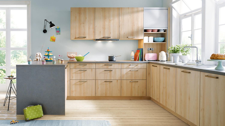Kitchen Cabinets in Dubai & Abu Dhabi | Modern Kitchen