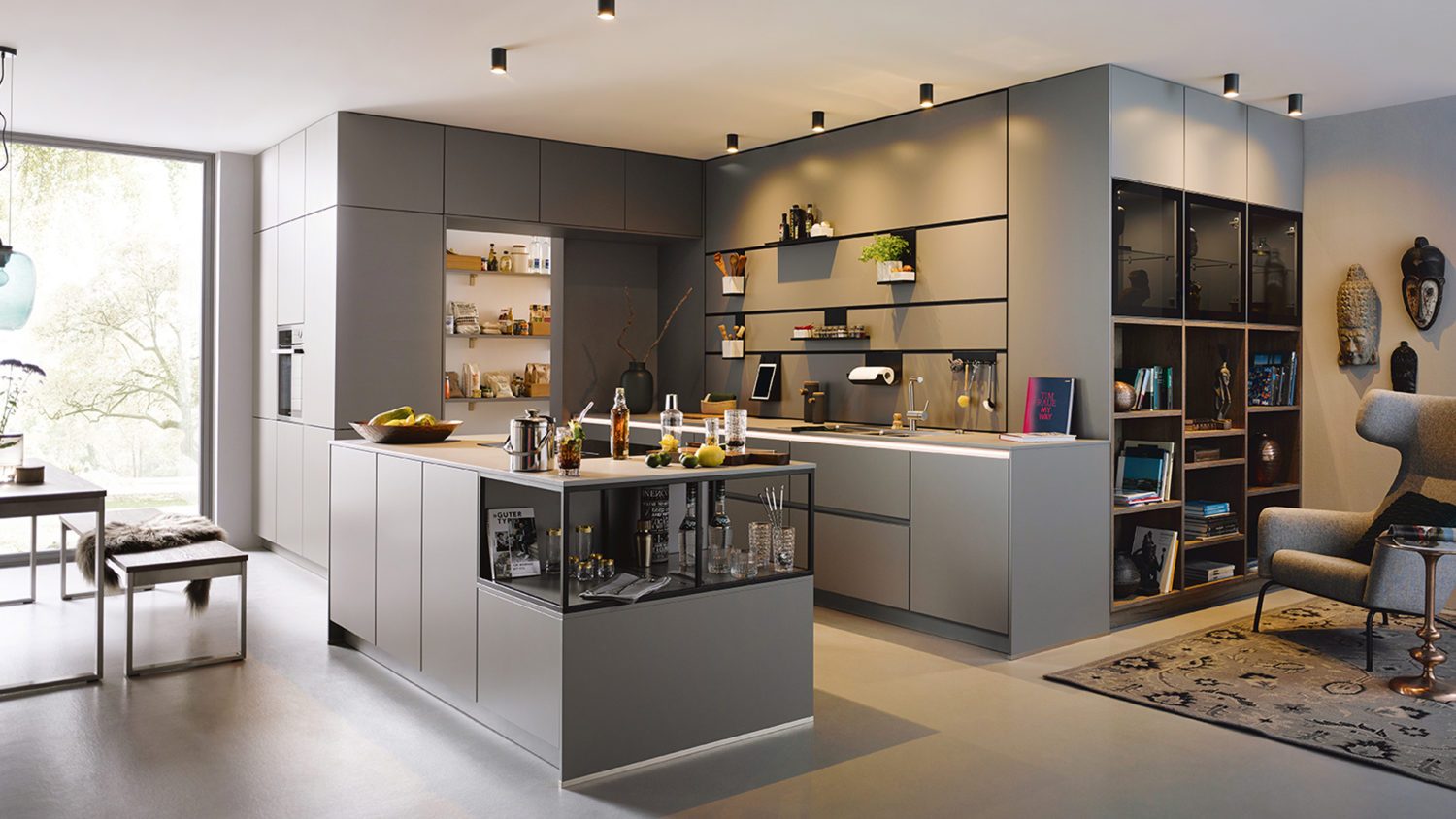 Kitchen Cabinets in Dubai & Abu Dhabi | Modern Kitchen