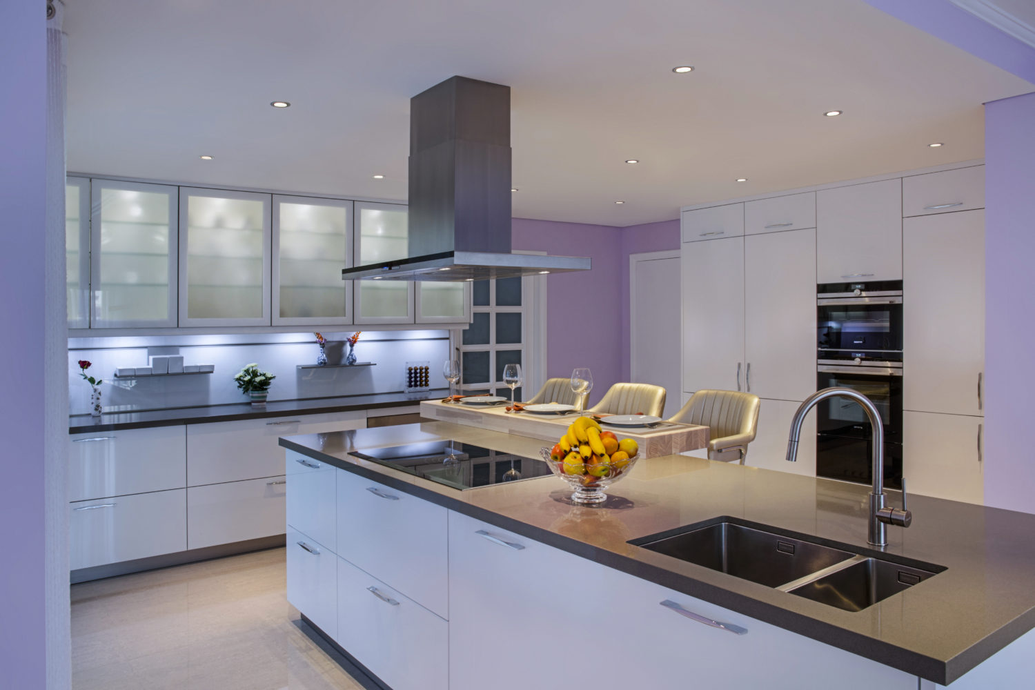 Complete Kitchen Renovation In Green Community West Family Villa