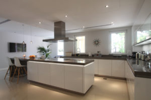 AC Green Community East Villa Kitchen Project by Goettling Interiors