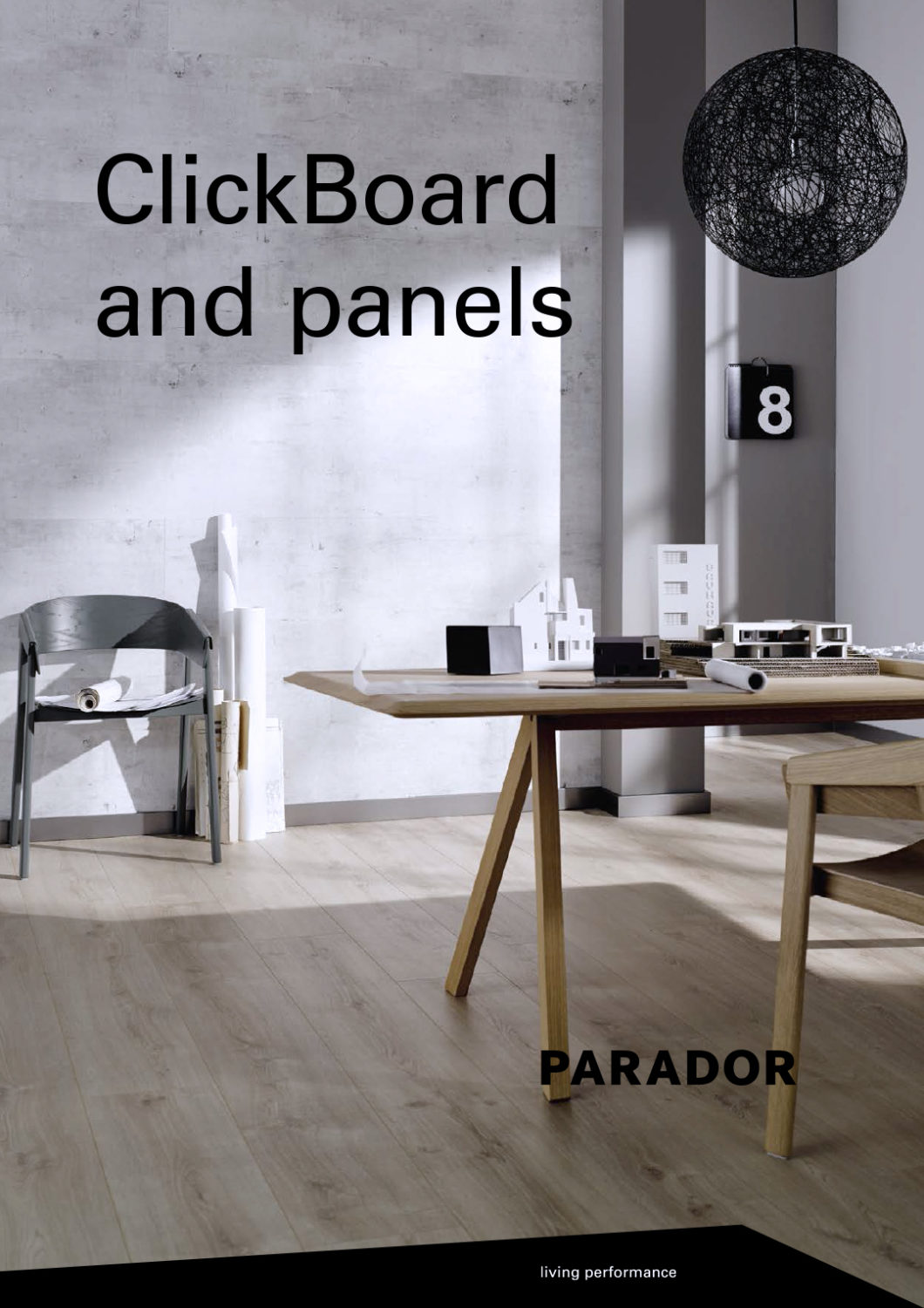 Parador flooring, parquet flooring, vinyl floor, clickpanel, engineered wood floor, laminate floor
