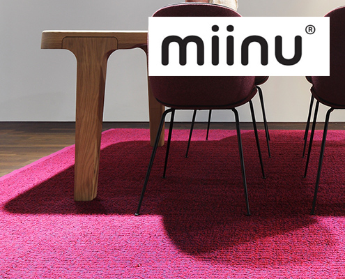 Miinu Rugs in Dubai exclusively with Goettling Interiors
