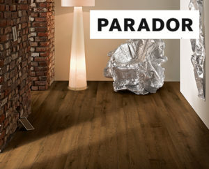 Parador flooring, parquet flooring, vinyl floor, clickpanel, engineered wood floor