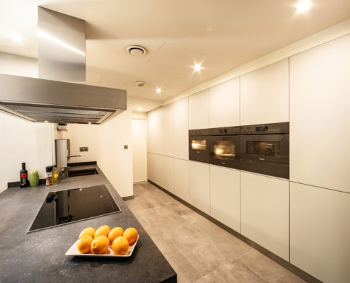 SB Murjan 3 Penthouse Kitchen Project by Goettling Interiors