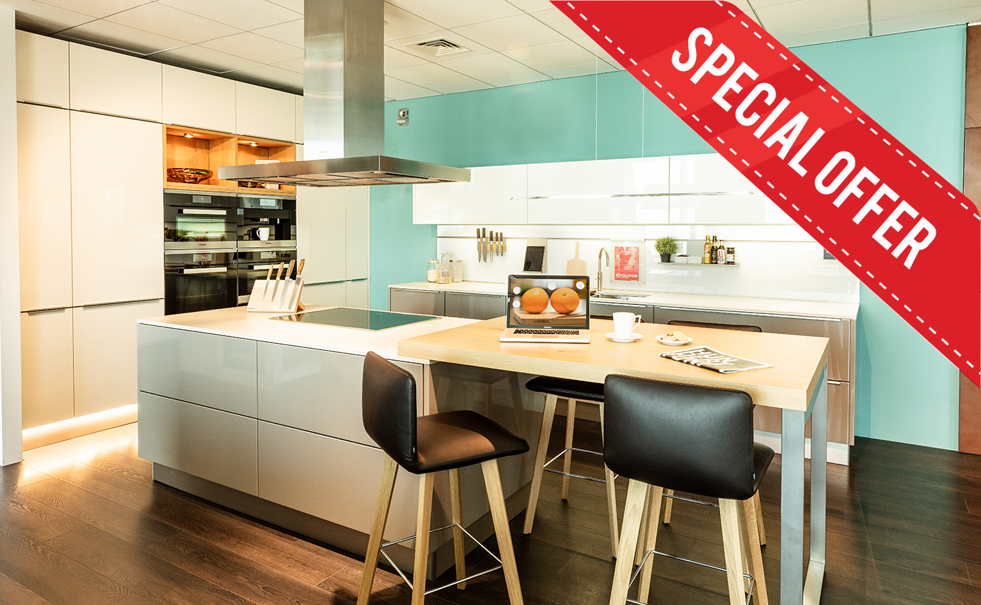 Luxury German Kitchen Design Company in Dubai | GOETTLING