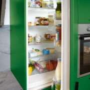 Integrated Appliances - Refrigerator