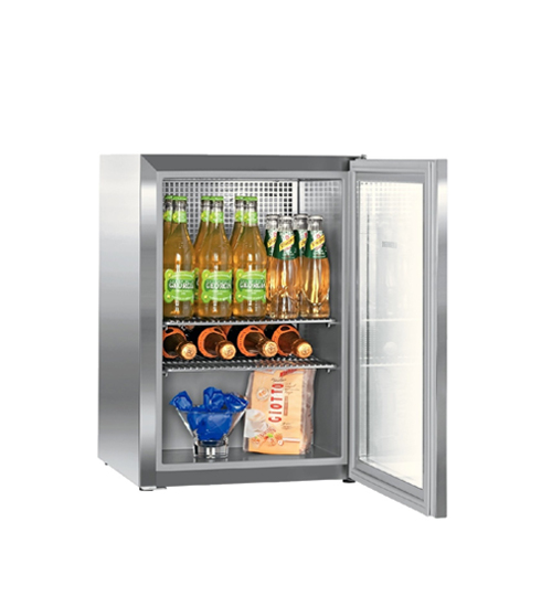 product photo of freestanding beverage cooler by liebherr retailed in dubai by goettling interiors