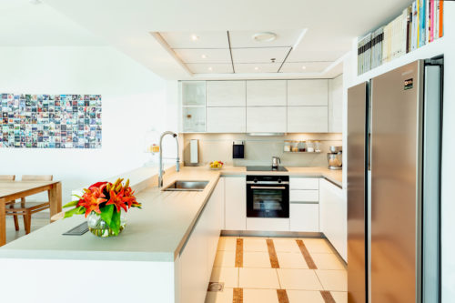 MU Marina Park Island, Dubai Marina Kitchen Project by Goettling Interiors