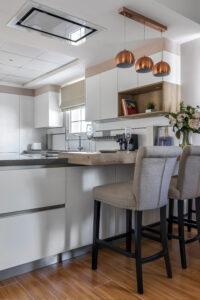 KB JVT Villa Kitchen Project by Goettling Interiors