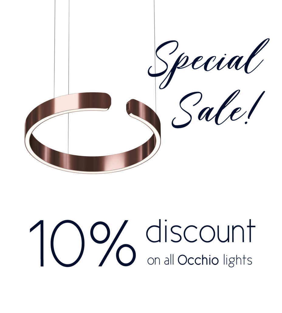 Occhio SPECIAL SALE July 2019