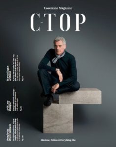 C-TOP 2019 magazine with article on Goettling Interiors featuring Oliver Goettling