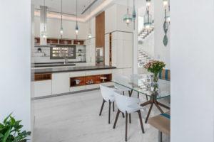 Umm Suqeim Villa Kitchen project by Goettling Interiors