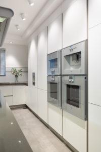 OS Jumeirah Island Villa Kitchen Project by Goettling Interiors
