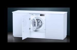 Siemens washing machine integrated - goettling