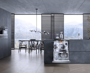 Miele Appliances - dishwasher - goettling