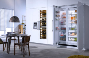 Miele Appliances - wine cooler refrigerator - goettling