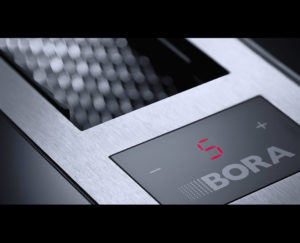 Bora downdraft hood