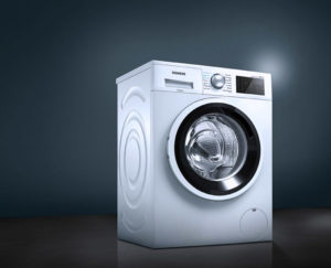 Siemens washing machine integrated