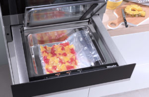 Miele warming drawer - Goettling