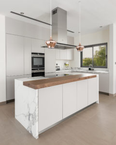 Dubai Hills Sidra 1 Kitchen Project by Goettling Interiors