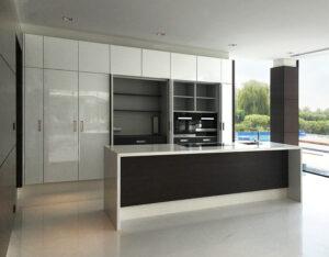 HQ Al Khawaneej Pvt villa Kitchen Project by Goettling Interiors