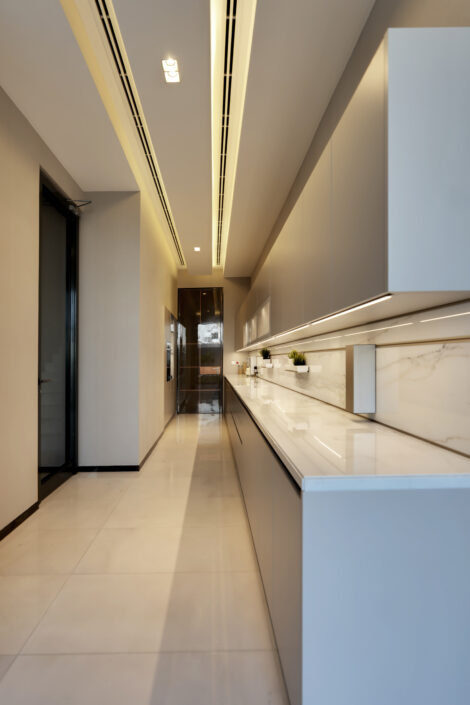 MBF Umm Al Sheif Villa Kitchen and Pantry Project by Goettling Interiors (PANTRY)
