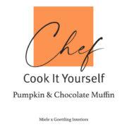 Pumpkin Chocolate Muffin