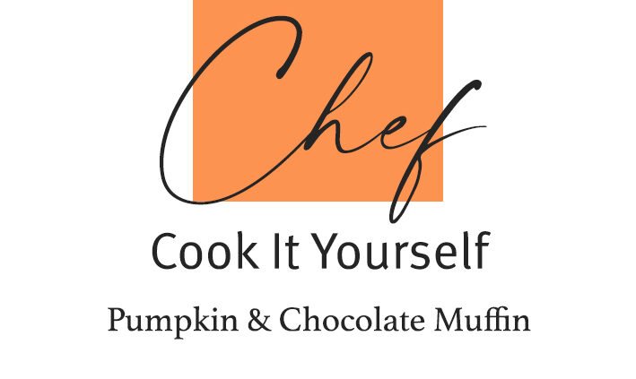 Pumpkin Chocolate Muffin