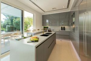 ZD Nest Al Barari Villa Kitchen Project by Goettling Interiors