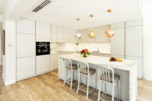 BM Maeen 5 The Lakes Villa Kitchen Project by Goettling Interiors