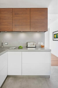 FT DIFC Apartment Kitchen Project