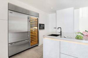 FT DIFC Apartment Kitchen Project