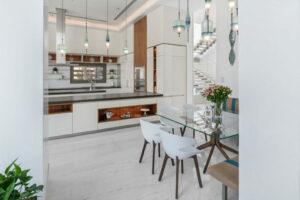 HF Umm Suqeim Villa Kitchen project by Goettling Interiors
