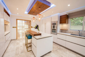 AP Meadows 1 Villa Kitchen Project by Goettling Interiors