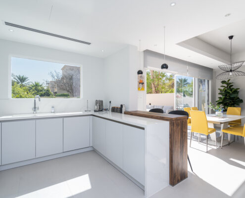 UB Springs 1 (Type 3) Kitchen Project by Goettling Interiors