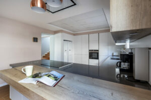 KB Jumeirah Village Triangle Villa Kitchen Project by Goettling Interiors