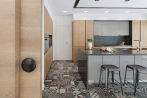 JDR Arabian Ranches kitchen project by Goettling Interiors