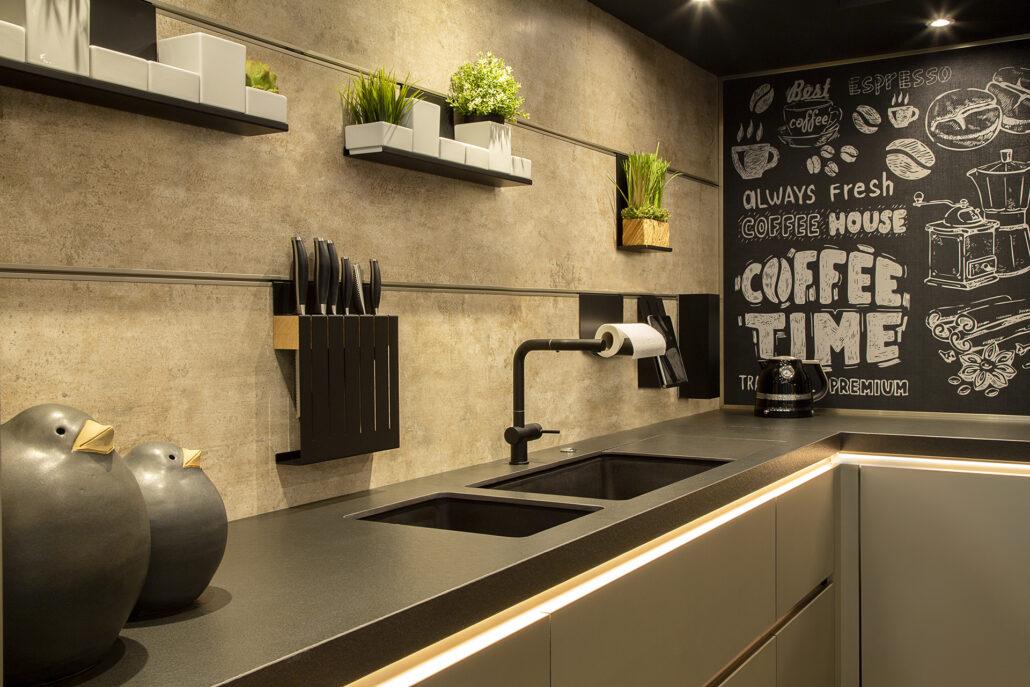 ZK Dubai Hills Hattan Villa Kitchen & Lighting Project by Goettling Interior