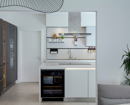 ST Arabian Ranches Saheel Villa Kitchen Project by Goettling Interiors