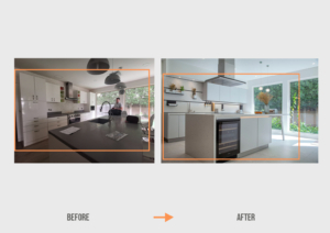 Before&After ST Arabian Ranches Saheel Villa Kitchen Project by Goettling Interiors